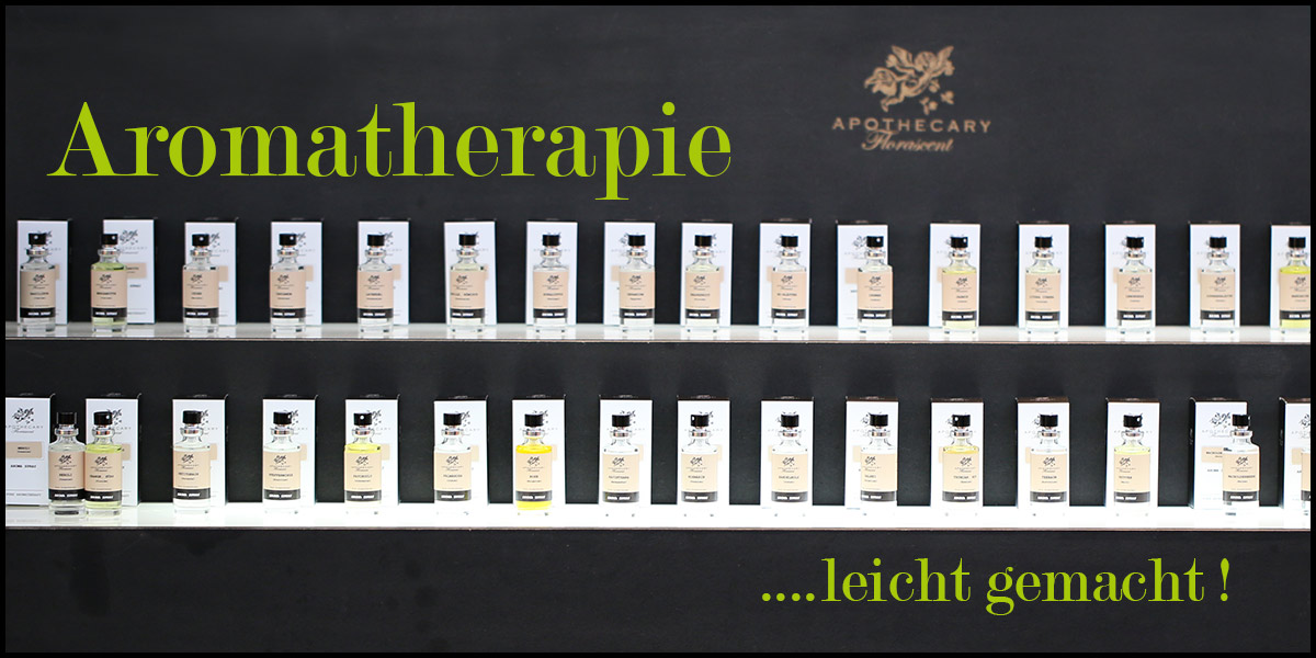Aromatherapie leicht gemacht!