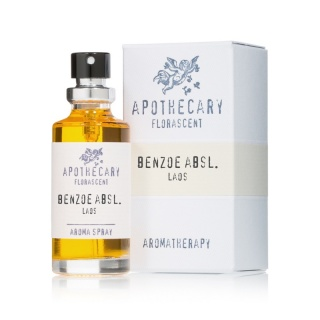 Benzoe Absolue - Aromatherapy Spray - 15ml